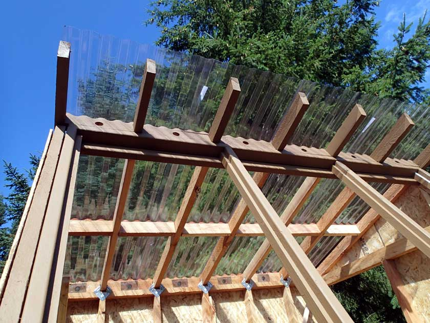 Building A Greenhouse With Used Windows - House Design And Decorating ...