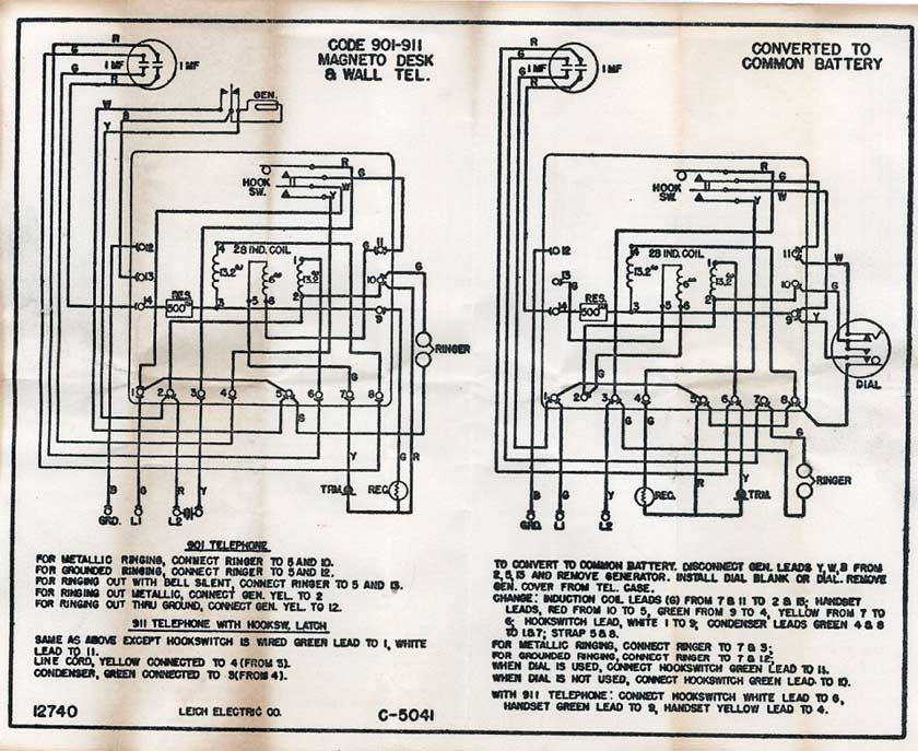 901fonediag kellogg telephone wiring diagram diagram wiring diagrams for diy wiring diagram for old rotary phone at virtualis.co
