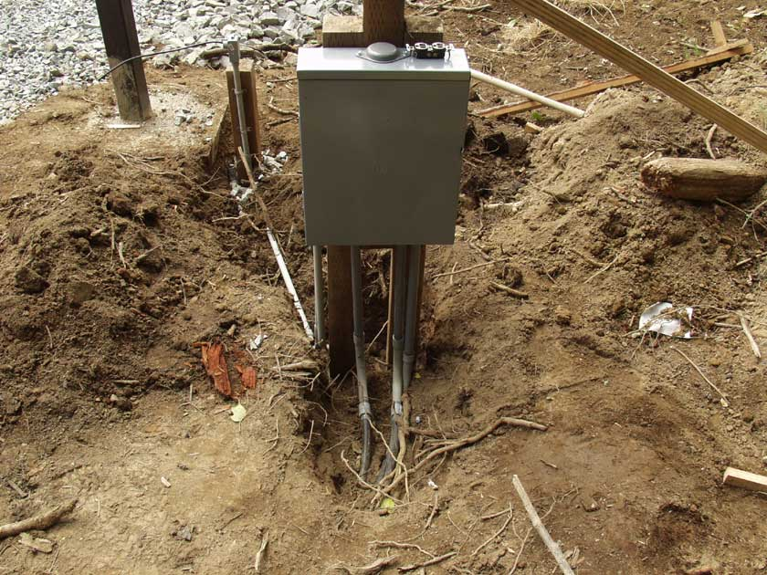 outdoor wiring box wiring solutions rh rausco com outdoor cable wiring junction box wiring outdoor breaker box